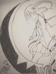 Soul Eater: Armed and Ready to Fight by katrinasabangan
