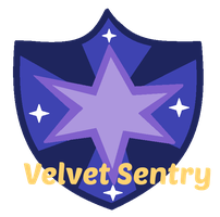Velvet Sentry's WaterMark (Gift) by SpeedPaintJayvee12