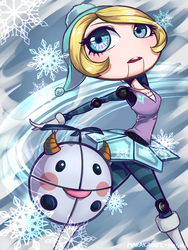 Winter Wonder Orianna by makaka0612