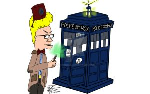 Doctor Whovis by Whooogo