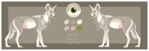 African Albino Wild Dog|AUCTION-OPEN! by Kaysa99