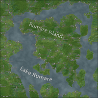 Rumare Island, Cyrodiil by tomme23