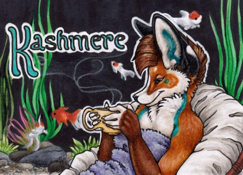 Badge Kashmere by BloodhoundOmega