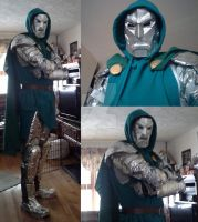 Dr. Doom Halloween Costume by Stnk13
