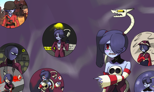 Squigly Multiverse by BNCD108