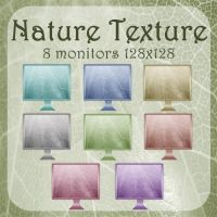 Nature Texture Monitors by WickedDesktop