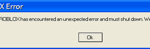 The most dreaded error message by SecminourTheThird