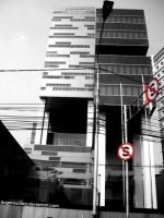 the city stop signs by eugeniaclara
