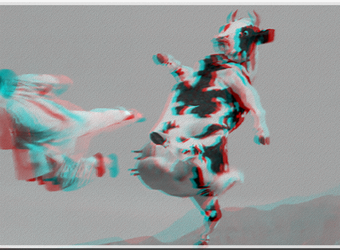 3D anaglyph Kung Pow 2002 GIF by gogu1234