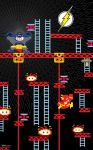 FLASH donkey kong by artist Tom kelly by TomKellyART