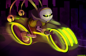 Chasember Challenge: Day 23 ride by CyaneWorks