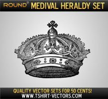Heraldry Sample Set by Enigma-Design