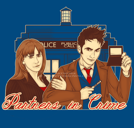 Partners in Crime by sugarpoultry