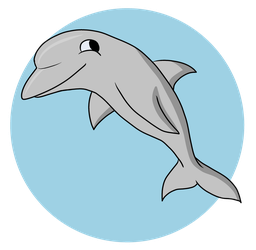 Dolphin by SilverCrab