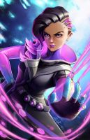 Sombra by BurntGreenTea
