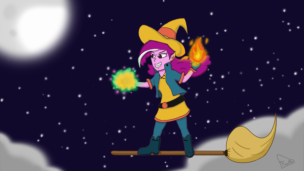 Witchy Simone by Fracter2