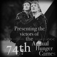 Victors of the 74th Annual Hunger Games by BooksandCoffee007