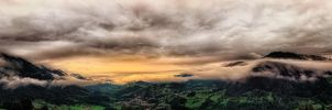 HDR_mountain view_Pano by LeronMasoN