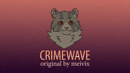 Crimewave - animation meme by paintedpaw-cat