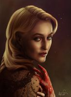 Bedelia du Maurier by CatherineNodet
