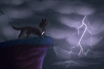 The Coming Storm by noctae-corvus
