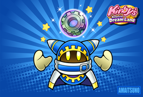 Magolor Wallpaper by amaitsuno