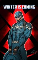 Brace Yourselves... (Captain America) by randomality85