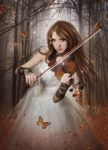 Enchanting-Melody by EnchantedWhispersArt