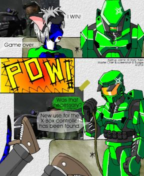 Sore Loser by c-force
