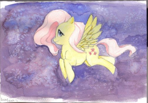 Fluttershy by x-PuddinCup-x