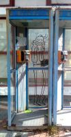 FLEPT in a telephone booth by kraimann
