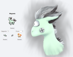 Pokemon Fusion #2 by LittleFuriousPancake