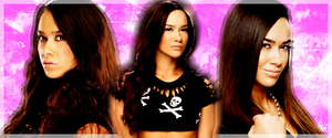 AJ Lee Signature by KidsleyKreations