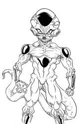 DRAGON BALL RE: FRIEZA by the-real-ronin-X
