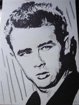 James Dean Icon by borderliner26