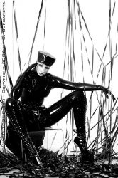 Rubber Mistress by Sinteque