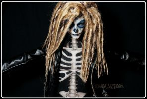 Day of The Dead Iplehouse Patrick BJD by Pepstar by PepstarsWorld