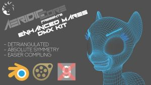 [DL/Sourcefiles] Enhanced Mares DMX Kit by AeridicCore