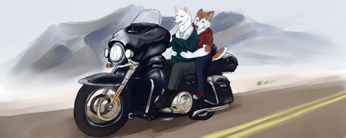 Come With Me by Artist-Who-Draws