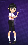 Hiro Sparkle Ver 2 by Pinkietwin