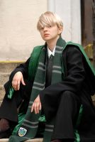 Draco Malfoy Hogwarts Cosplay by Blashina