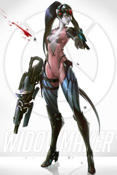 Widowmaker by NikuSenpai