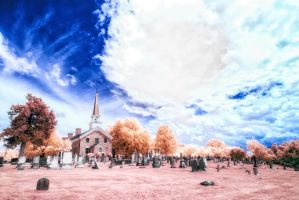 St. Ignatius Church, Chapel Point, Maryland by swiftmoonphoto