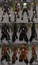 TheR3MAK3R's Bandits Skins (v.1-final) by TheR3MAK3R