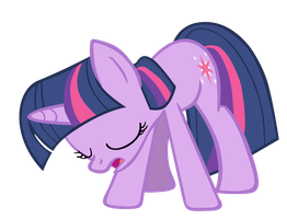 Sad Twilight Sparkle - vector 76Mpx by SapphireBeam