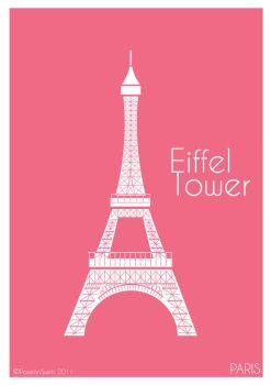 The Effiel Tower by PassionSwirls