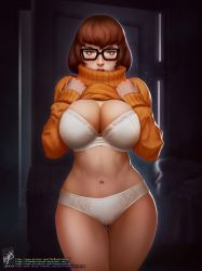 Velma Dinkley (Special 1) by TheMaestroNoob