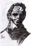 Michael Myers by jacksony22