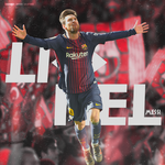 Lionel Messi by JokerGraphics230