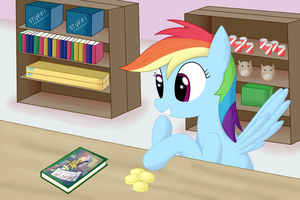 Book Shopping by joeyh3